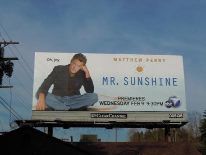 Билборд ТВ-шоу Mr. Sunshine