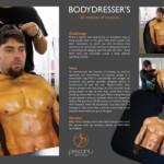 Креативная #reklama №1k116 — Реклама спортивного клуба Pescariu в парикмахерской