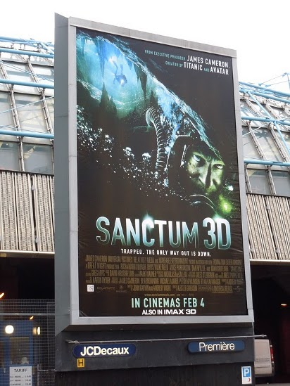 Билборд Санктум (Sanctum)