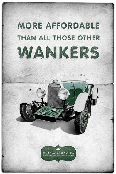 Реклама автомастерской