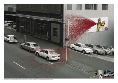 Убить Била билборд
