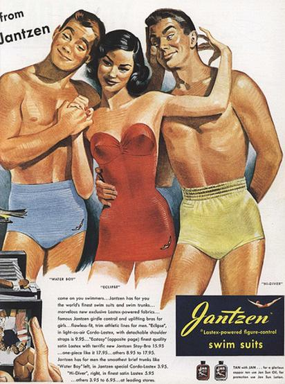 Купальники Jantzen