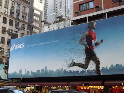 Спортивный билборд
