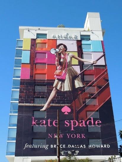 Билборд Kate Spade