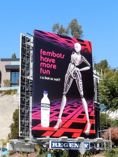 Реклама Svedka Vodka