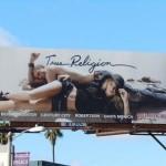 Креативная #reklama №1k363 — Билборд True Religion Jeans
