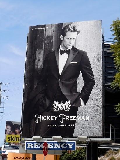 Билборд Hickey Freeman