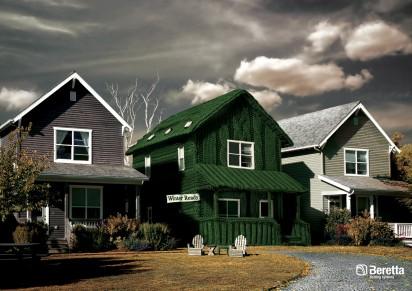 Комплексное утепление домов