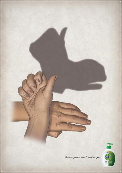 Реклама Dettol
