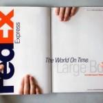 Креативная #reklama №1k380 — Быстрая доставка FedEx