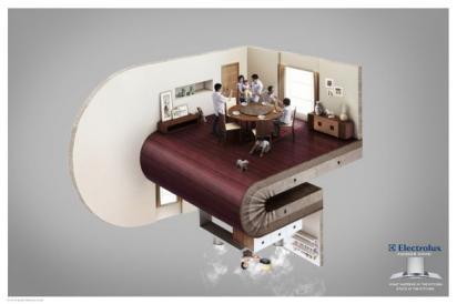 Реклама Electrolux