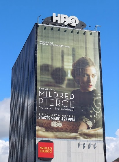 Билборд «Mildred Pierce»