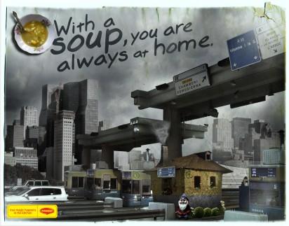 Реклама Maggi