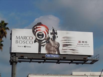Музыкальный билборд