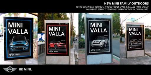 Реклама Mini Vala