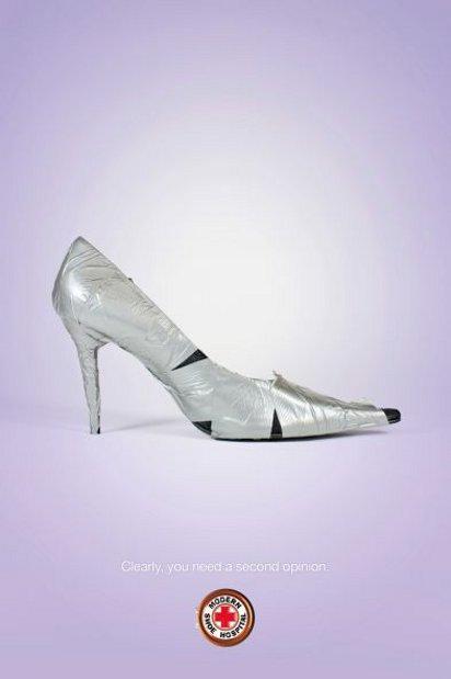 Рекмонт обуви