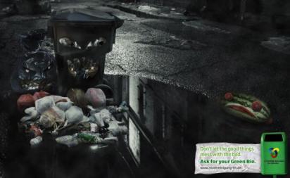 Злой и добрый мусор