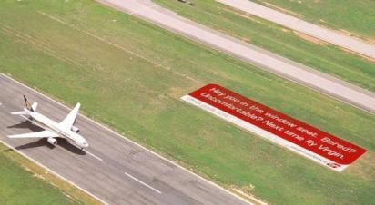 Реклама Virgin Atlantic