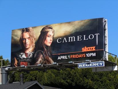 Билборд Camelot