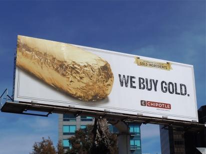 Реклама ресторана мексиканской кухни