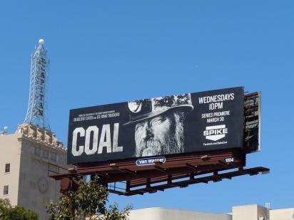 Билборд с шахтёром