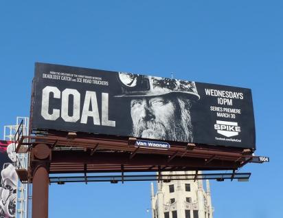 Билборд с рекламой сериала