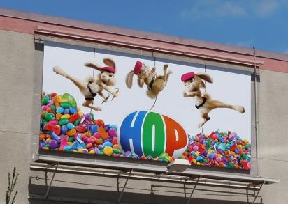 Реклама Hop