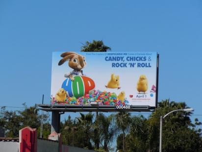 Мультяшный билборд