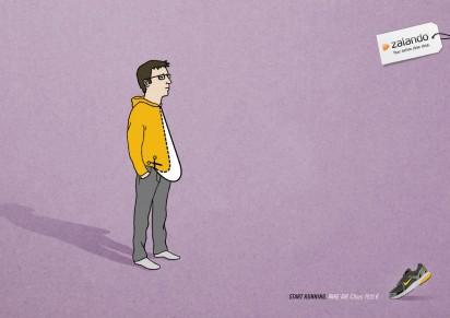 Реклама Zalando