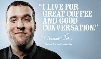 Реклама кофеен
