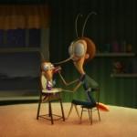 Креативная #reklama №1k418 — Средство против комаров Bodyguard mosquito repellent: Вы не знаете, что происходит когда спите