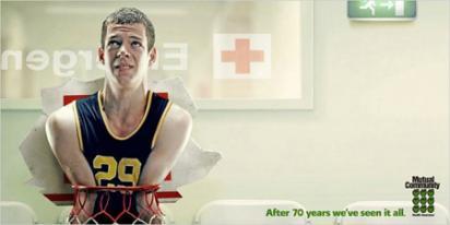 Реклама медицинского страхования