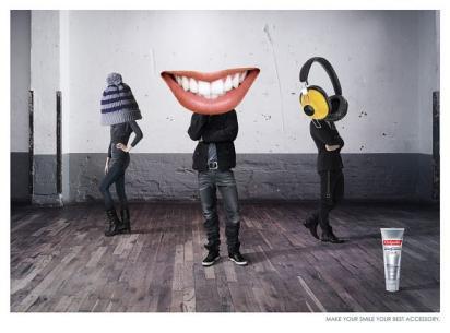 Новая реклама Colgate