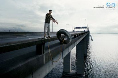 Не выбрасывайте мусор в воду