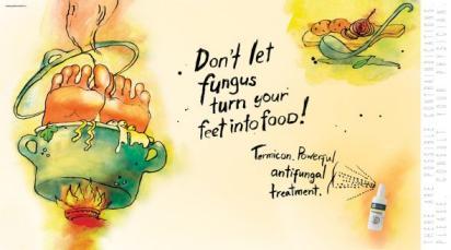 Реклама спрея Termicon