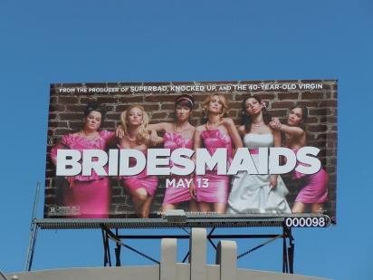 Билборд Bridesmaids