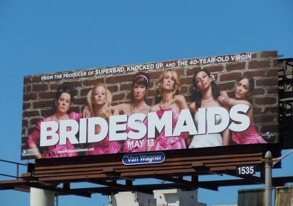 Билборд Подружки невесты