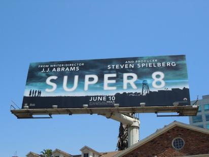 Билборд фильма Super 8