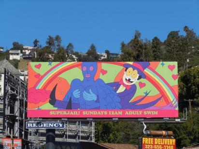 Озабоченый билборд