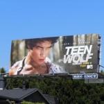 Билборд сериала Teen Wolf
