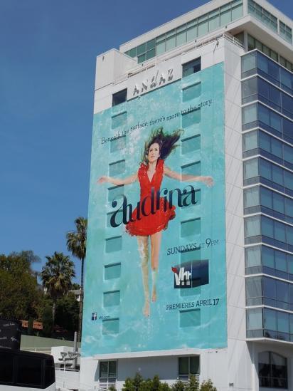 Очень красивый билборд