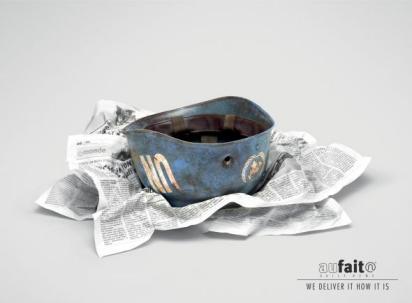 Реклама газеты