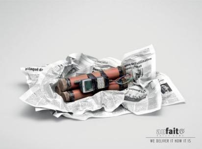 Плохие новости в газете
