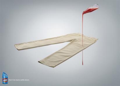 Реклама Clorox