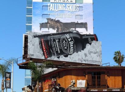 Билборд Jack Daniel's