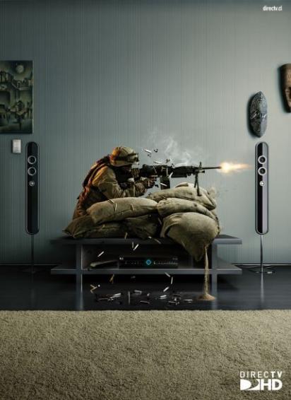 Реклама телевидения