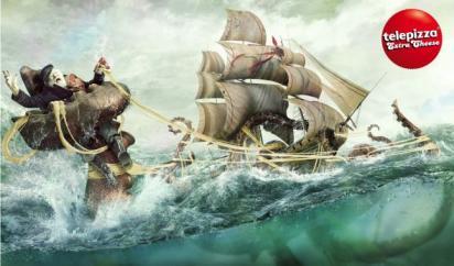 Пираты в рекламе