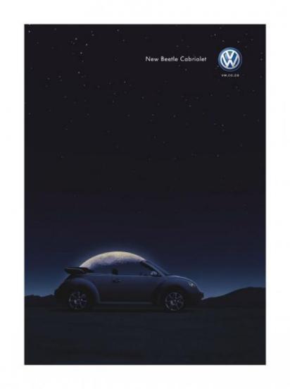 Реклама фольксвагена жук