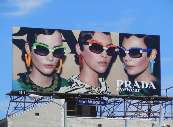 Билборд Prada