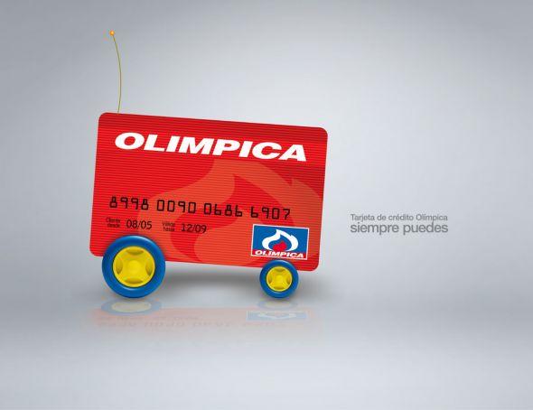 Реклама кредитки